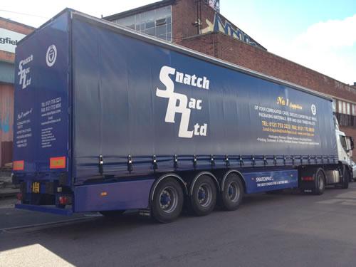 Transport Division - SnatchPac Ltd